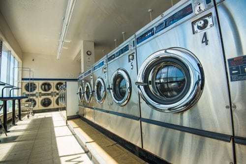 The Perks of Owning a Laundromat