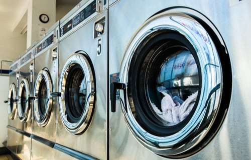 Average Cost of a Laundromat Per Month