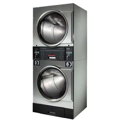 Stack Vended Tumble Dryers