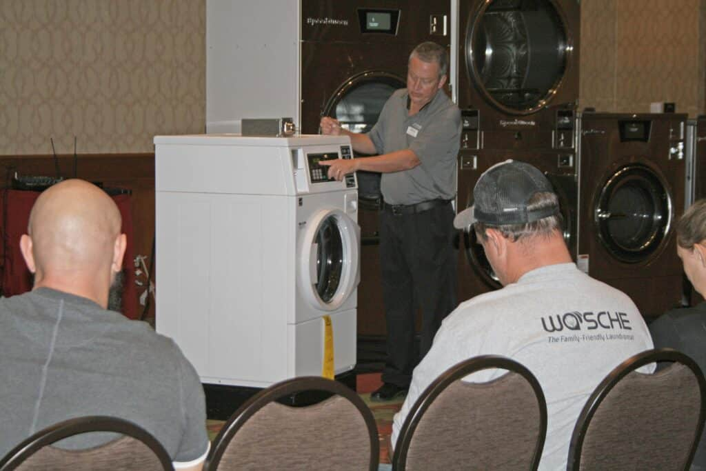 Laundry Solutions Events